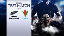 Maori All Blacks - Samoa
