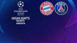 Bayern Monaco - Paris