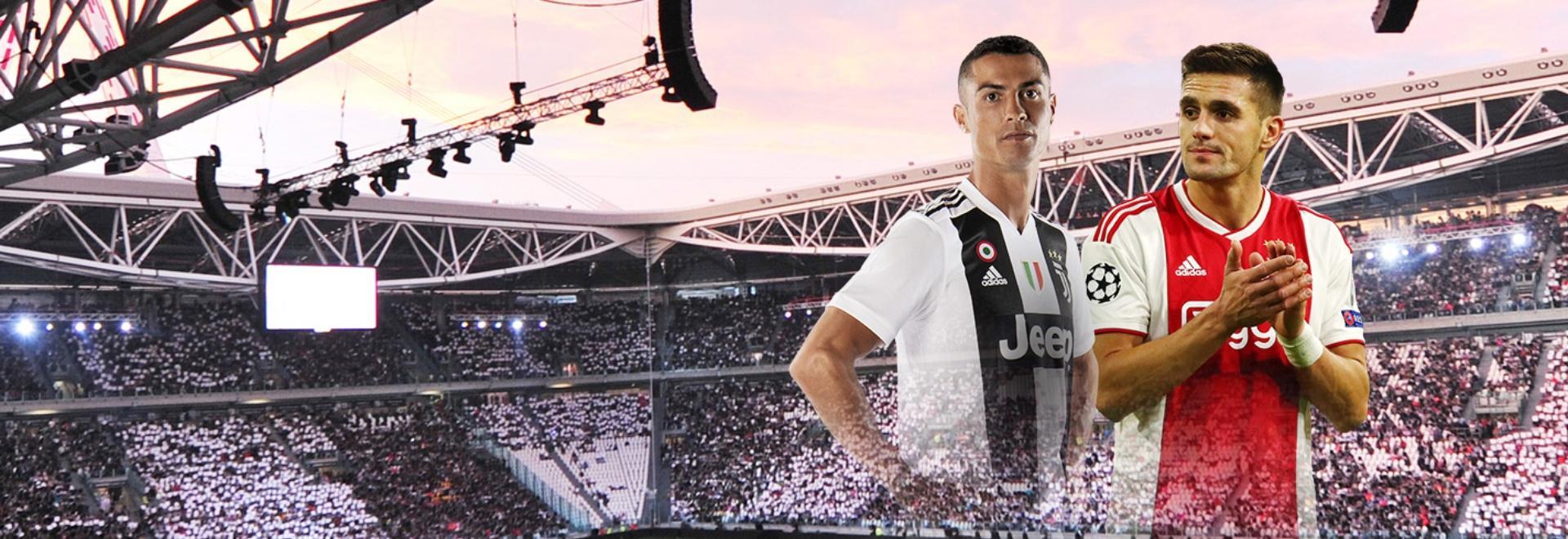 Juventus - Ajax. Quarti. Ritorno