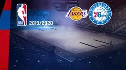 LA Lakers - Philadelphia