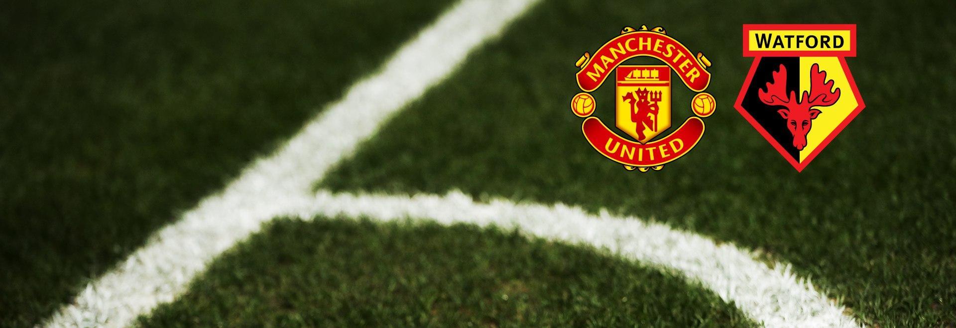 Manchester United - Watford. 3° turno