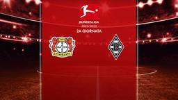 Bayer Leverkusen - Borussia Moenchengladbach