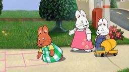 Il castello di Max / Il gioco della campana dei coniglietti / Max e la cavalletta