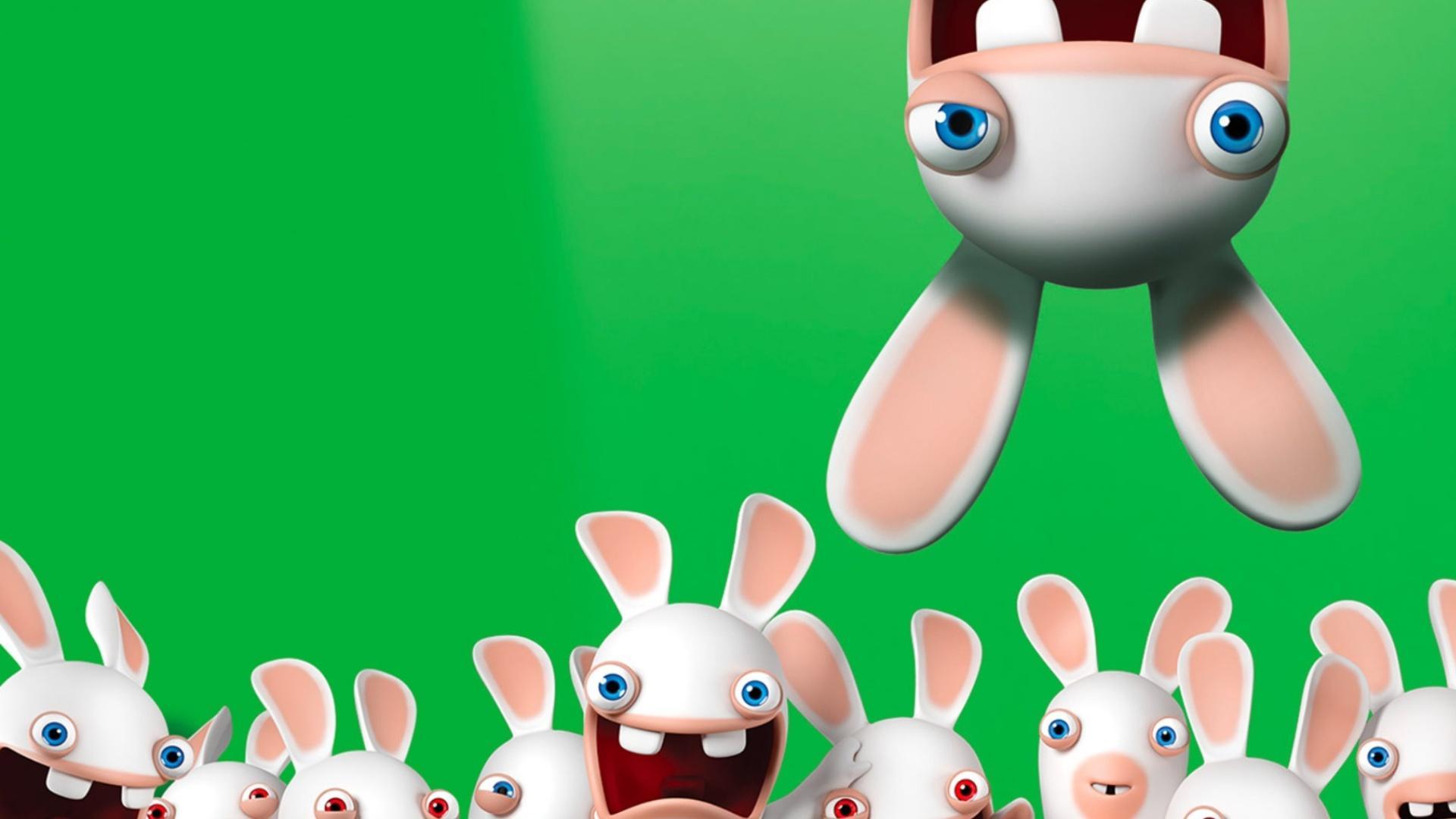 Nickelodeon Rabbids: Invasion