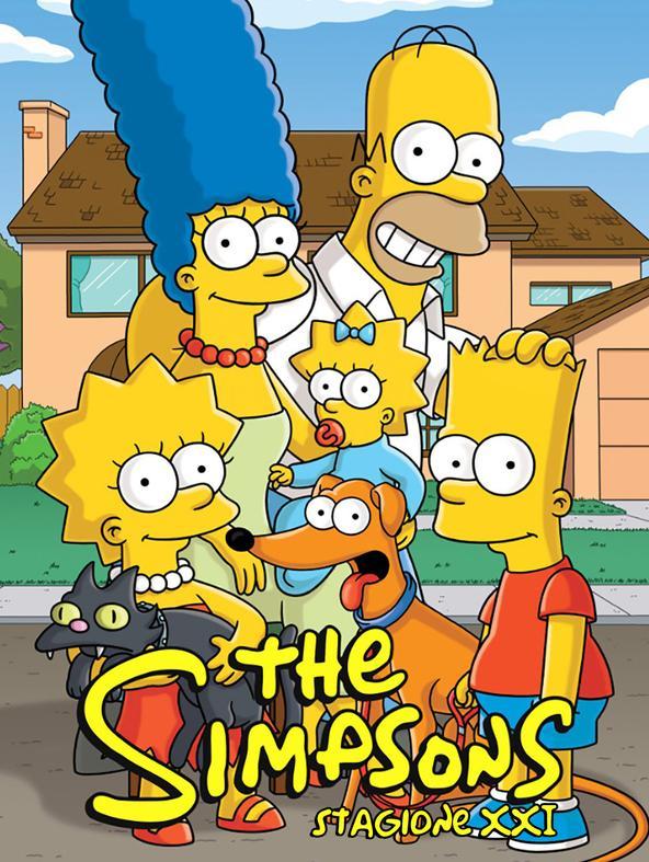 S21 Ep18 - I Simpson