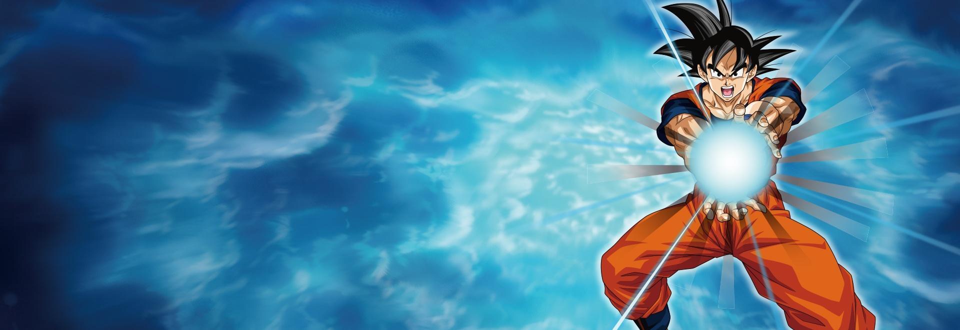 Goku, spingiti oltre il Super Saiyan God!