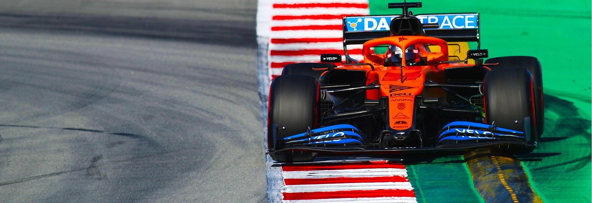 Carlito's Way Speciale Sainz In Ferrari