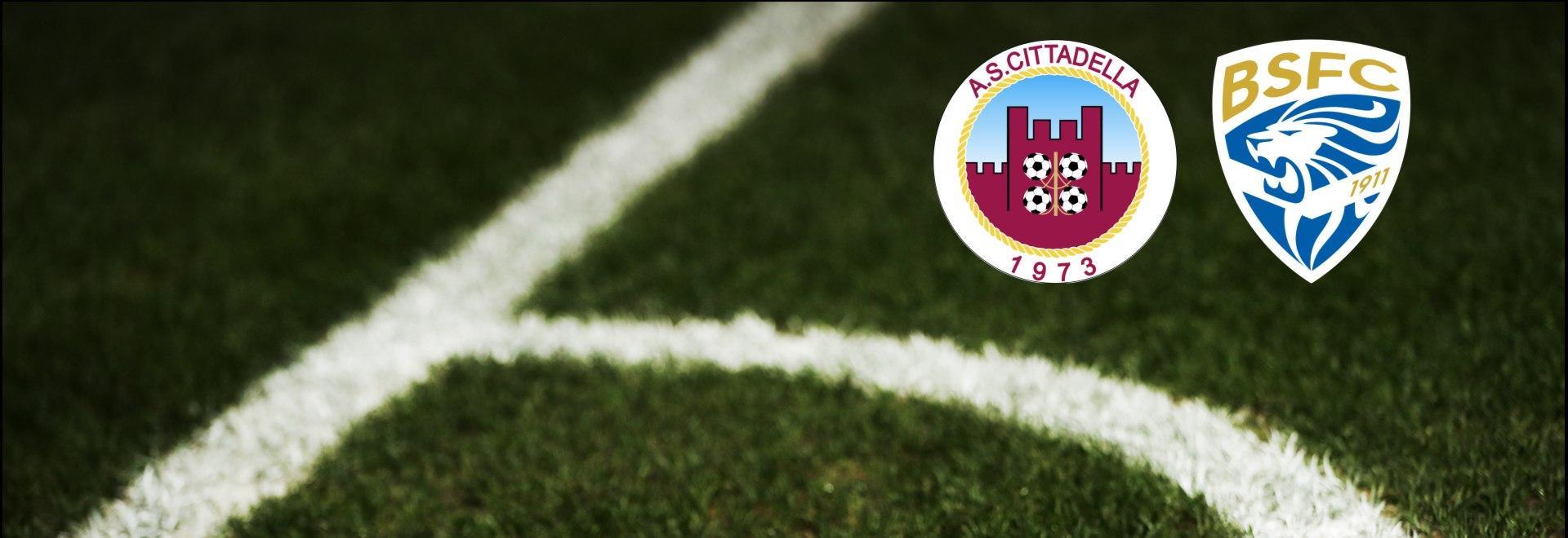 Cittadella - Brescia. Playoff