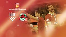 Civitanova - Al-Rayyan Sports Club. 2a Semifinale