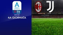 Milan - Juventus. 4a g.