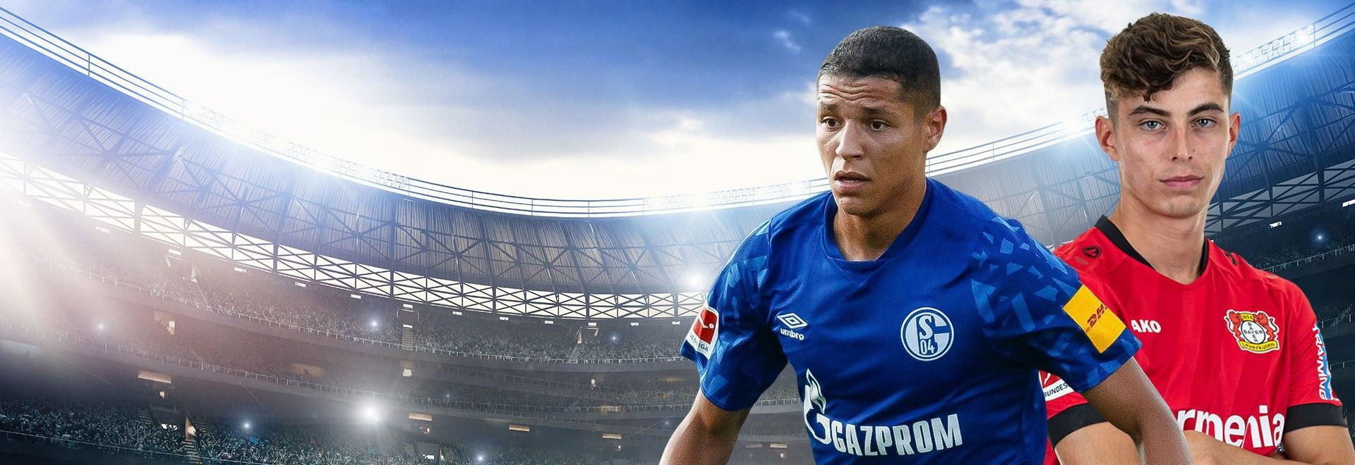 Schalke - Bayer L. 31a g.