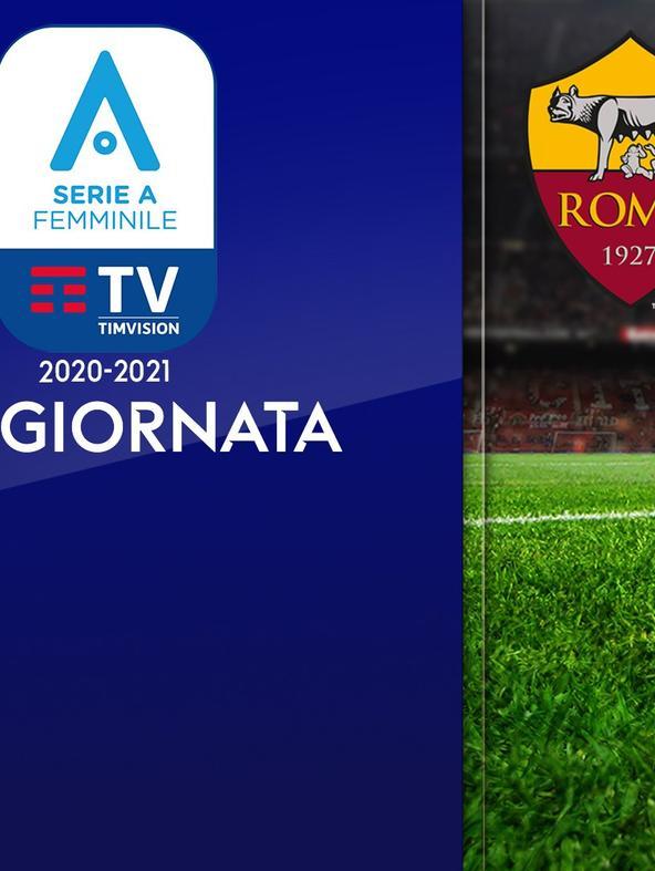 Roma - Juventus. 21a g.