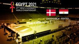 Danimarca - Egitto. 1° quarto