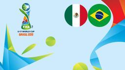 Messico - Brasile. Finale