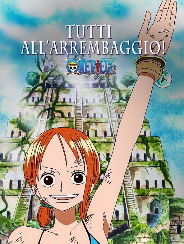 Tutti all'arrembaggio! One Piece