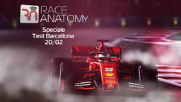 Speciale Test Barcellona 20/02. 2a g.