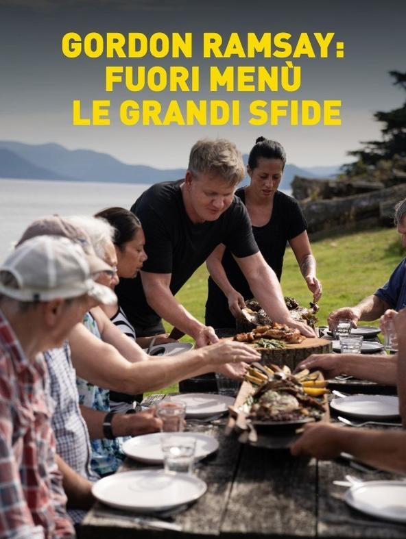 Gordon Ramsay: fuori menu'