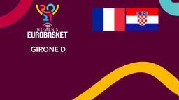 Francia - Croazia. Girone D