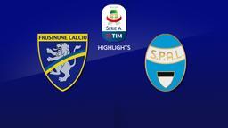 Frosinone - Spal
