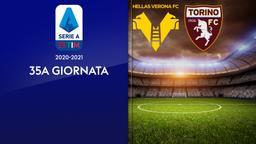 Verona - Torino. 35a g.