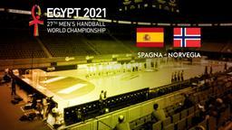 Spagna - Norvegia. 2° quarto