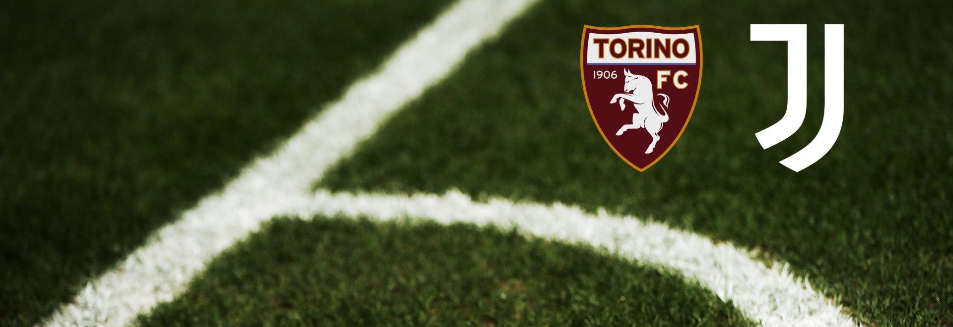 Torino - Juventus. 29a g.