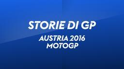 Austria, Spielberg 2016. MotoGP