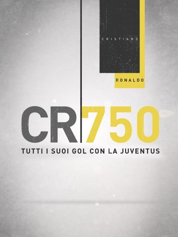 CR750 Tutti i suoi gol con la Juventus