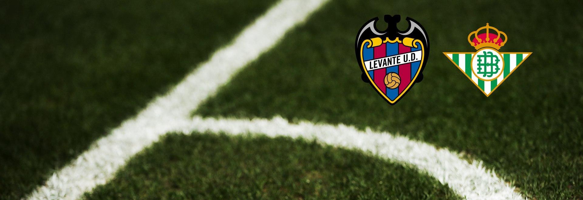 Levante - Real Betis. 32a g.