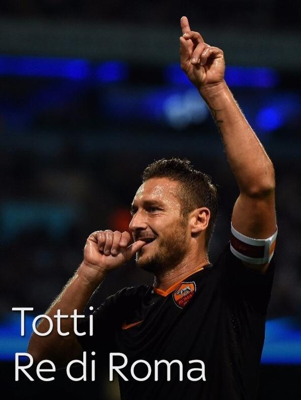 Totti Re di Roma