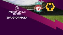 Liverpool - Wolverhampton. 20a g.