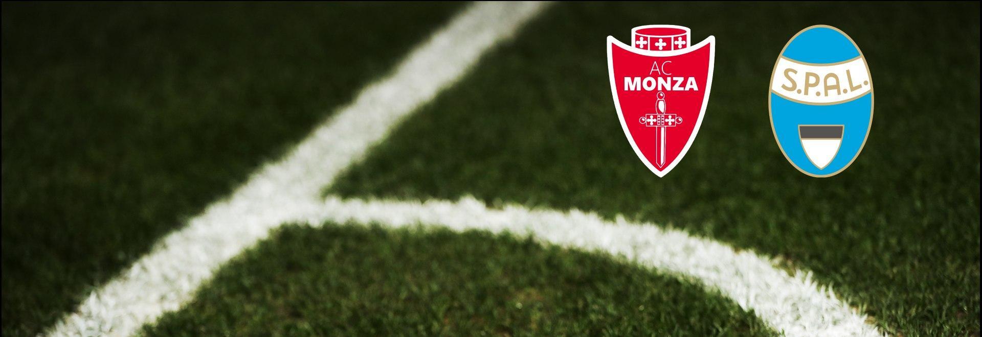 Monza - Spal. 1a g.