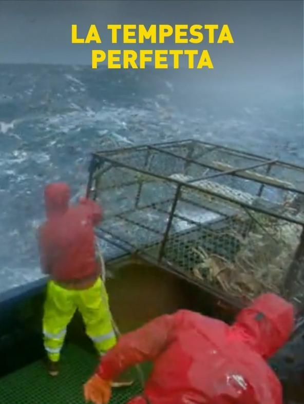 La tempesta perfetta - 1^TV