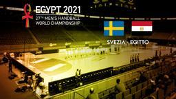 Svezia - Egitto
