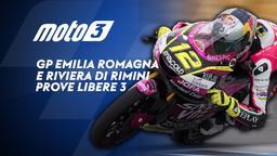 GP Emilia Romagna e Riviera di Rimini. PL3