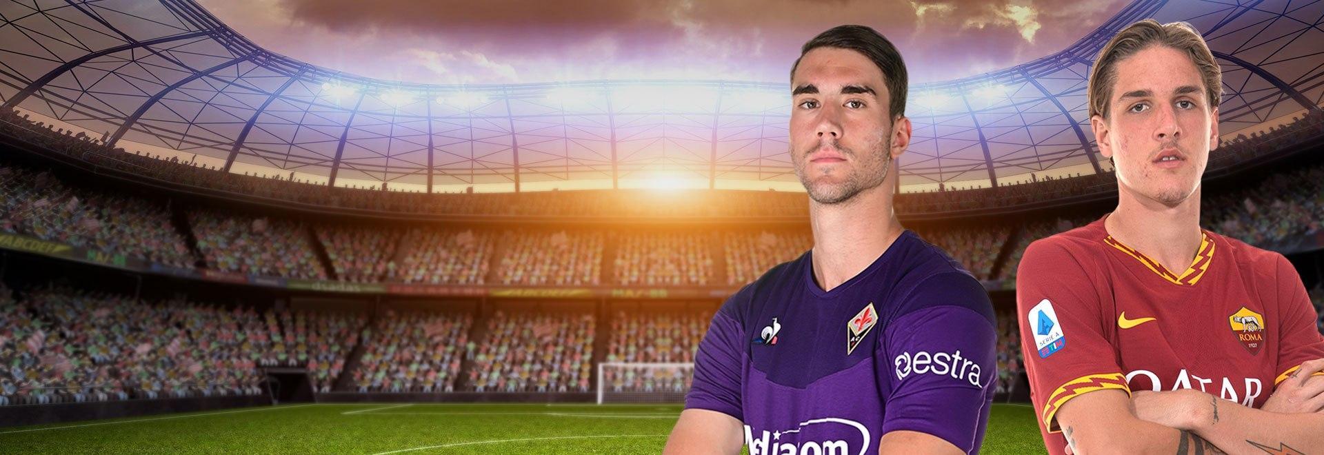 Fiorentina - Roma. 17a g.
