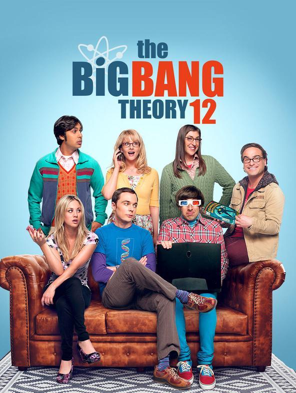 Big bang theory - 1^ TV -  -  -  -  -  -  -