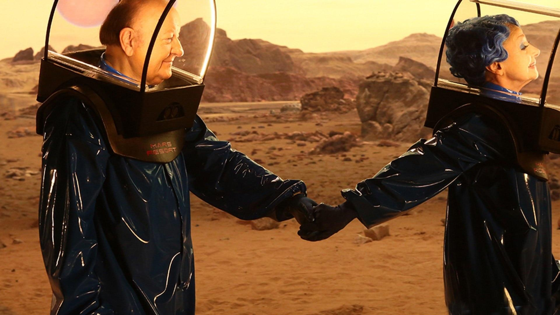 Sky Cinema Comedy HD In vacanza su Marte