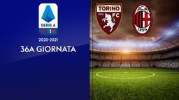 Torino - Milan. 36a g.