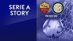 Roma - Inter 19/07/20