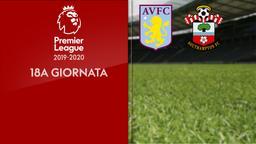 Aston Villa - Southampton. 18a g.