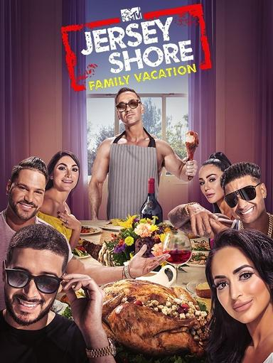 S4 Ep14 - Jersey Shore Family Vacation
