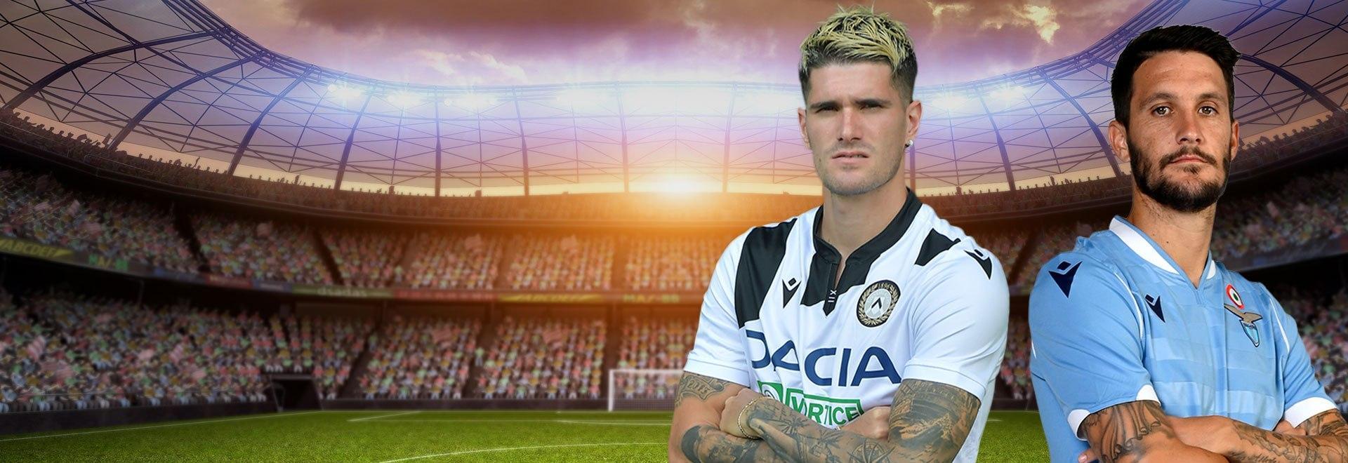 Udinese - Lazio. 33a g.