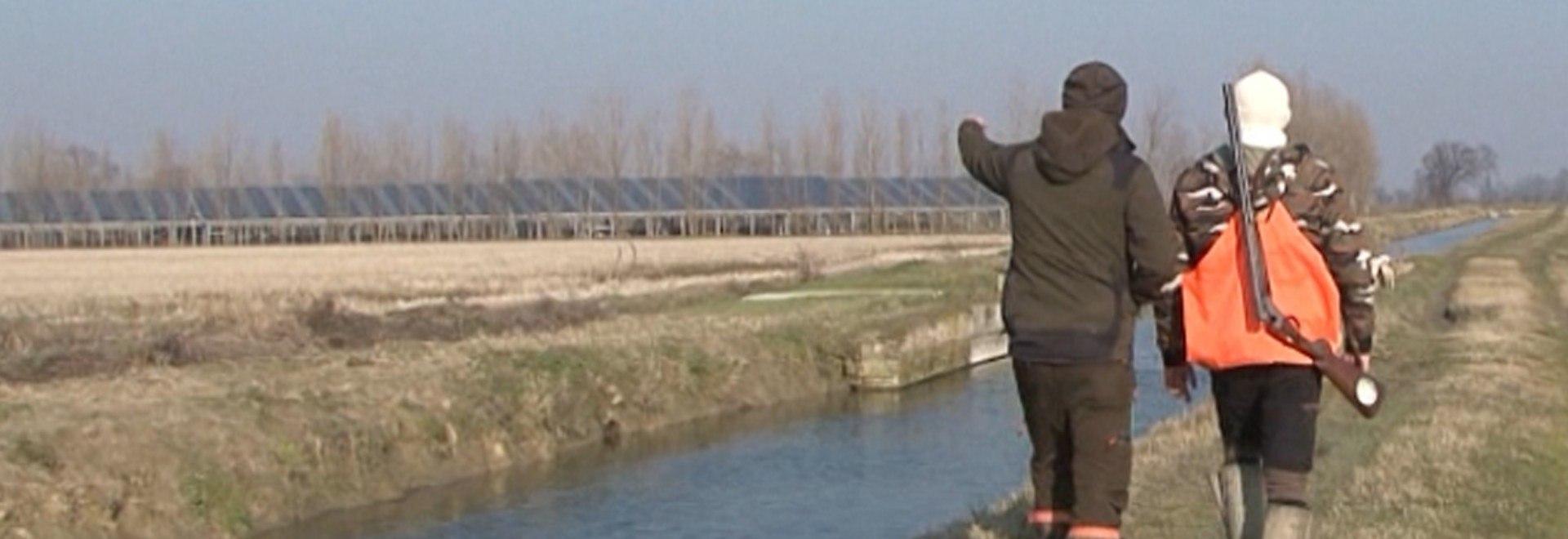 Caccia alla migratoria in Lombardia
