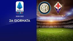 Inter - Fiorentina. 2a g.
