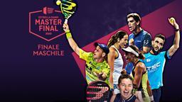 Menorca Master Final. Finale M