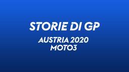 Austria 2020. Moto3
