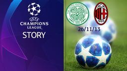Celtic - Milan 26/11/13