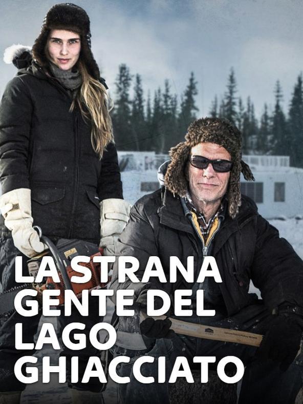 La strana gente del lago ghiacciato -