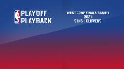 2021: Suns - Clippers